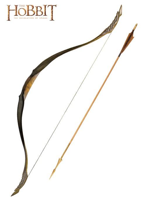The Hobbit – Short Bow of Legolas Greenleaf | Nidingbane