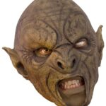 Orc Mask, brown