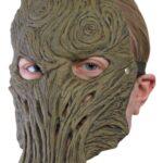 Wood Trophy Mask
