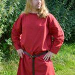 romersk tunika red