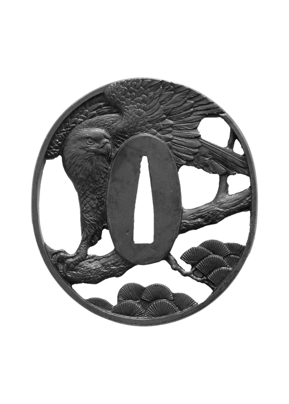 Raptor Katana, Shinogi Zukuri | Nidingbane