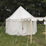 Medeltida koniskt tält Nr 2 | Nidingbane